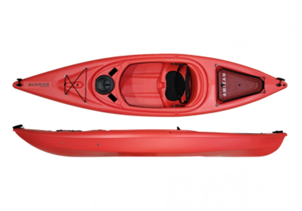 Deluxe Recreational Kayak