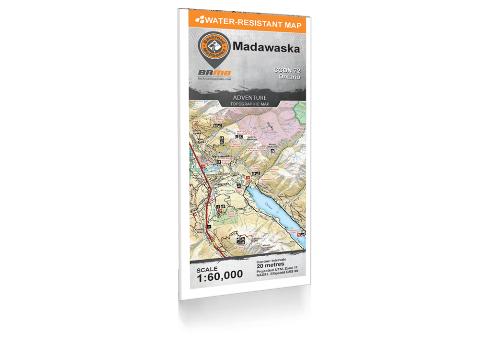 Backroad TOPO Maps