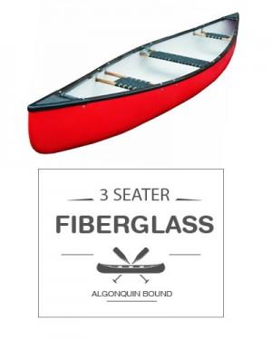 3 Seater Fiberglass