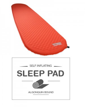 Self Inflating Sleep Pad