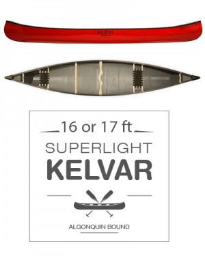 Superlight Kevlar