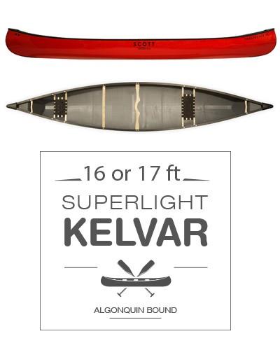 Superlight Kevlar